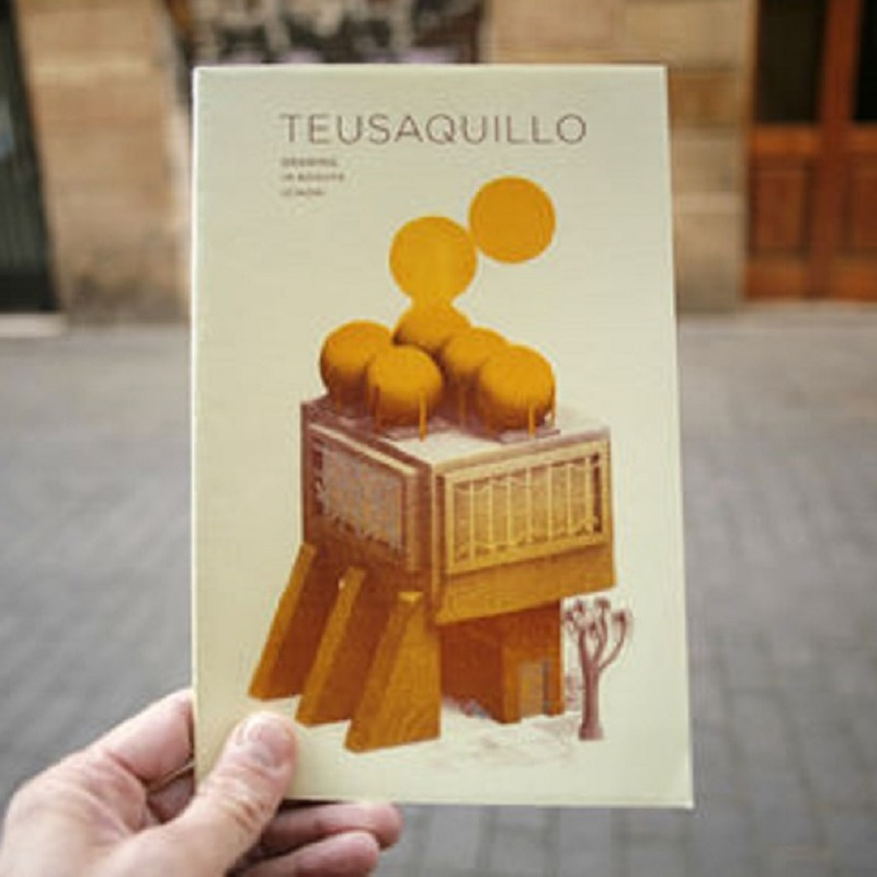 Teusaquillo - drawings in Bogotá